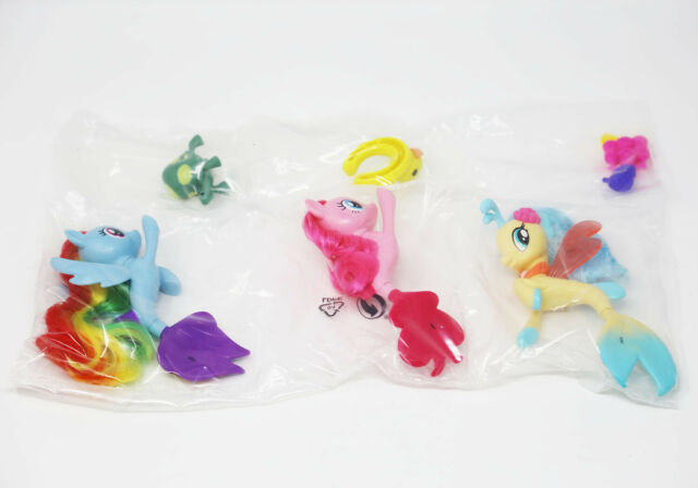 My Little Pony Movie Baby Seapony Sun Twist For Sale Online Ebay