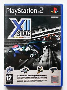XII-STAG-PLAYSTATION-2-PS2-PLAY-STATION-2-PAL-ESPANA-TWELVE-12-XIISTAG