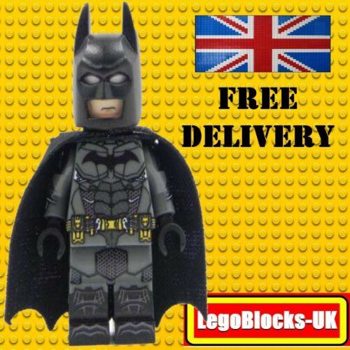 detective gift UK seller Minifigures BATMAN ARKHAM KNIGHT Valentines Police