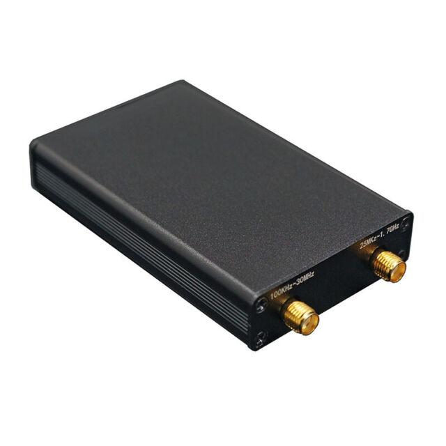 RTL-SDR RTL2832U Receiver 100KHz-1.7GHz UHF VHF Full Band USB Tuner