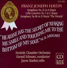 Haydn: Symphonies Nos. 21 & 96/Cello Concerto In C, New Music