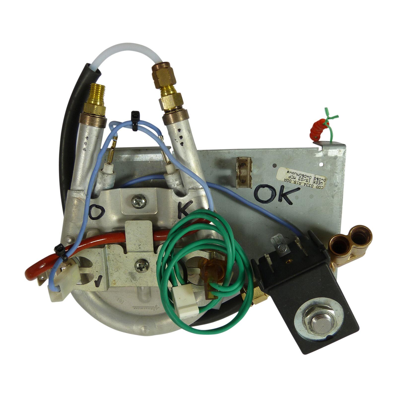 MIELE CVA 620 rapidement vapeur-chaudière vapeur chaudière incl. magnétique-vanne complet