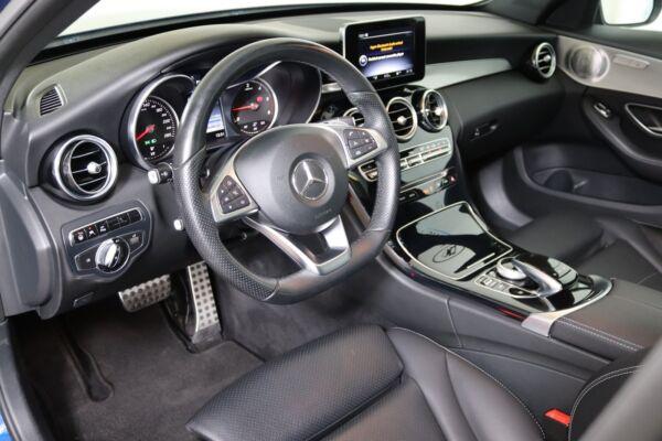 Mercedes C250 d 2,2 AMG Line stc. aut. - billede 5