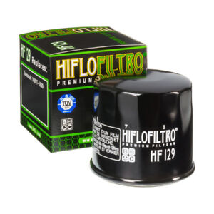 FILTRO-ACEITE-HIFLOFILTRO-HF129-Kawasaki-KAF820CFF-CJF-Mula-PRO-FXT-EPS-EL