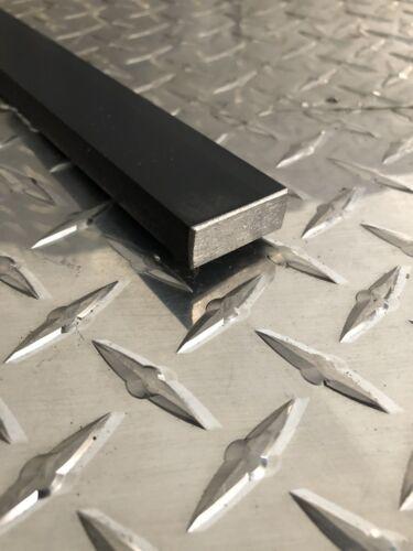"1//2/"" x 1-1//4/"" A36 Hot Rolled Steel Flat Bar x 24/"" Long"