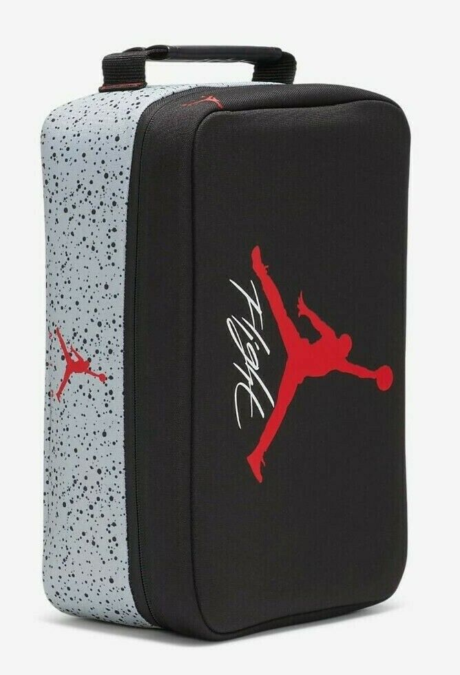 Jordan Jumpman Shoe Box Travel Bag Protector