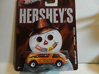 Hot Wheels Hershey's Reese's Dream Van Xgw W/real Riders