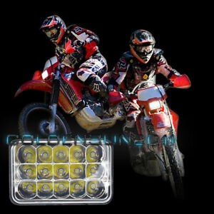 LED Conversion Headlight Lamp For Honda XR250 XR400 XR650 Suzuki