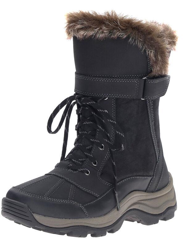 NEU Clarks MAZLYN WEST Leder Damens Stiefel Größe 9.5 (MSRP 190)