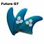 Future-Fins-G5-G7-Surfing-Paddling-Honeycomb-Fiberglass-Fin-3-PCS-Set thumbnail 23