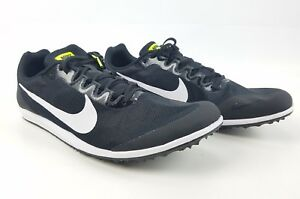 d3902e3ad0587 Nike Zoom Rival D 10 Track Distance Spikes Shoes 907566-017 Mens ...