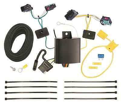 Trailer Wiring Harness Kit For 05-10 VW Volkswagen Jetta 4 Dr. Sedan Plug &  Play | eBayeBay