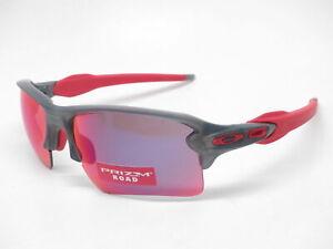8d14ae4629 Oakley Flak 2.0 XL Sunglasses OO9188-04 Matte Grey Smoke W  PRIZM ...