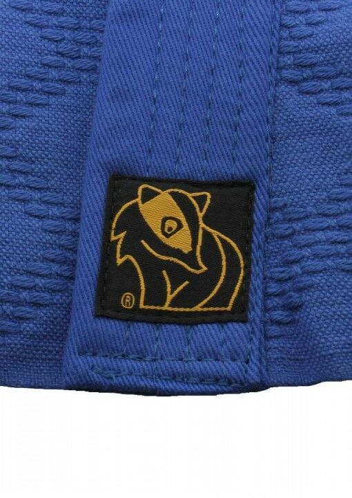 Dax Sports Sports Sports JUDOANZUG, TORI Gold, BLAU. 130-200cm. Judo Wettkampf.  ca. 780 g m² bfac19