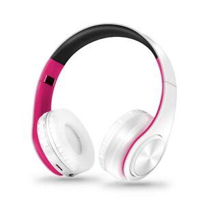 Casque-Bluetooth-Casque-ecouteur-Sans-Fil-Casque-Stereo-Pliable-Sport-Ecouteur