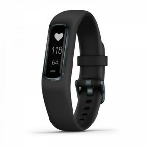 Garmin vivosmart 4 Black with Midnight Hardware Small/Medium 010-01995-00