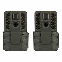 2-Pack Moultrie A-25i 12MP HD Infrared Trail Camera