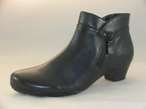 9bda9b66657 Image is loading Womens-Gabor-95-634-Smart-Ankle-Boots