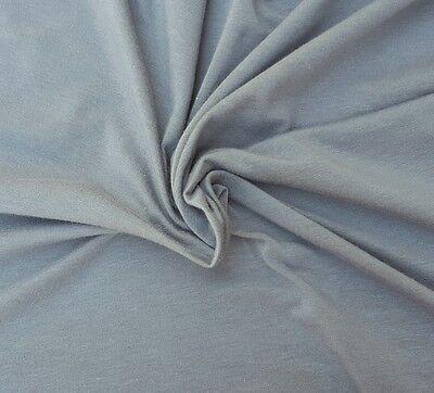 Dark Moss Modal Spandex Fabric Jersey Knit by Yard 4 Way Stretch 2//17