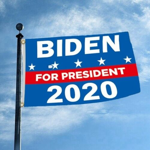 Joe Biden Flag for President Democratic 2020 Election 3x5 Feet with Grommets Bs