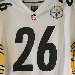 Nike On Field Nfl Pittsburgh Steelers Le'Veon Bell #26 Football Jersey used 🔥