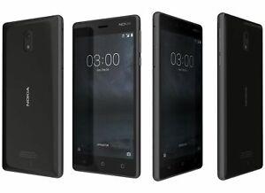 Nokia-3-TA-1032-4G-5-034-Premium-16GB-Smart-phone-Black-Unlocked-4G-LTE