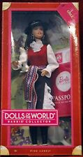 Barbie Doll Collector Dolls of the World CHILE Pink Label NRFB NISB