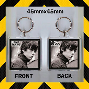 JAKE BUGG CD COVER KEYRING #54678