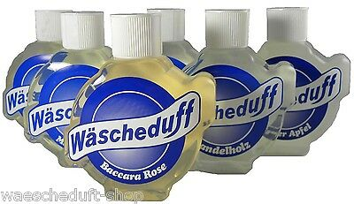 Wäscheduft Sortiment 6 x 260ml - SONDERPOSTEN original Nölle