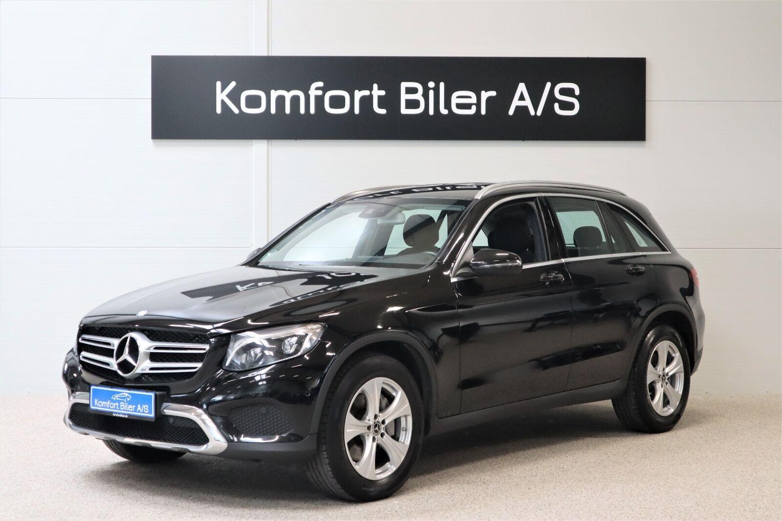 Mercedes GLC250 d 2,2 aut. 4Matic 5d - 474.900 kr.