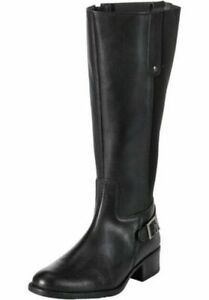 LADIES SHEEGO XXL WIDE CALF LEATHER