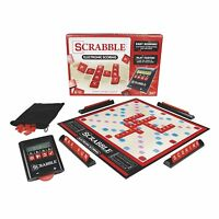 Scrabble Game (electronic Scoring) , New, Free Shipping on sale