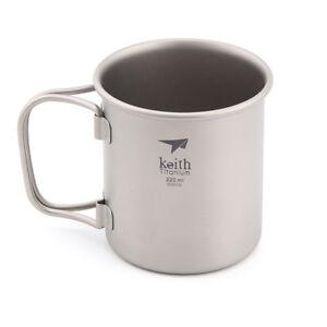 Keith-220ml-900ml-Outdoor-Ultralight-Titanium-Mug-Titanium-Water-Cup