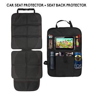 AntiTritt Rückenlehnentasche Rückenlehnenschutz Auto Rücksitz Organizer Bag Gut
