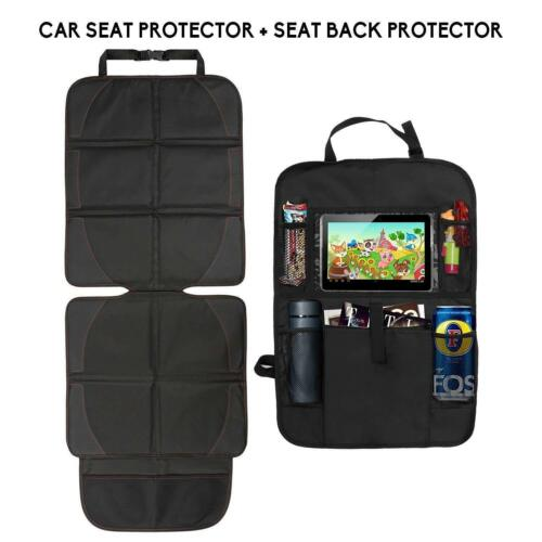 Auto-Rücksitz-Organizer-KinderSchmutzabweisender Rückenlehnen+Autositzauflage
