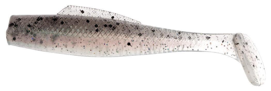 PVC, 3-Gr/ö/ßen-Option, 10-Farben-Option East Rain K/ünstlicher Shad Swimbait mit Paddelschwanz zum S/ü/ßwasser-Salzwasserk/öderfischen