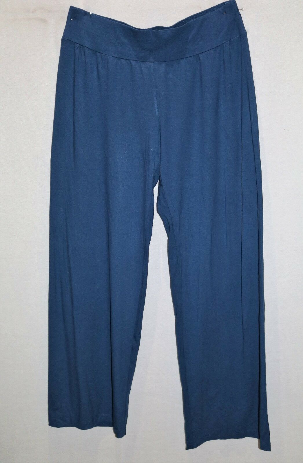 The Luxe Collection Brand Navy Wide Leg Palazzo Pants Größe L BNWT  TP11