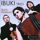 Piano Trios by Ravel & Shostakovich DVD-Audio (DVD, Dec-2012, Claudio Records)