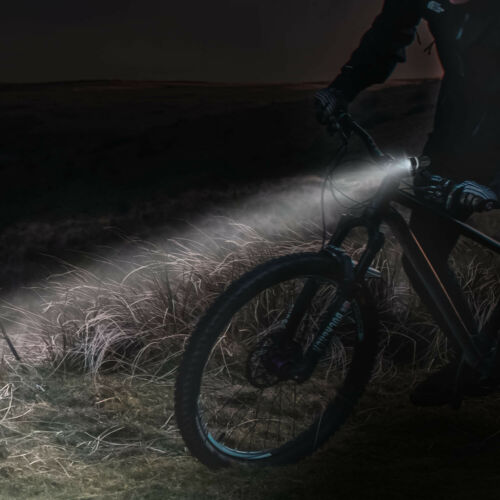 Universal Front Rear Bike Light Set IPX5 Water-Resistant Bike Headlight
