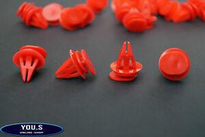 10x-Mini-Cooper-R50-R53-F56-R60-R61-Seitenschwellen-Stossdaempfer-Befestigung-Klip
