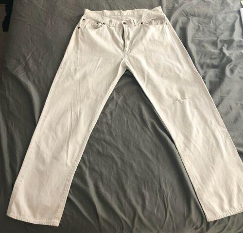 Vintage Big E  beige Levis jeans