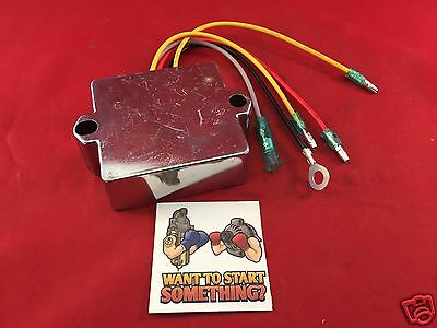 NEW 5 WIRE REGULATOR RECTIFIER Fits MERCURY MARINE OUTBOARD MOTOR MARINER 883071