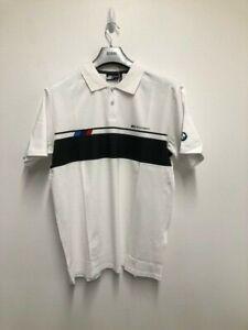 Original BMW //////M Motorsport Herren Poloshirt Men`s Polo Shirt L 80142461108