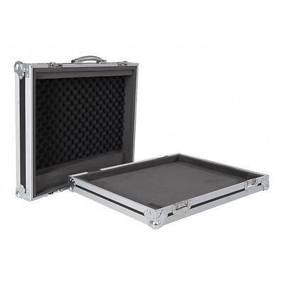 Musikinstrumente Pro-audio Equipment Soundcraft Unterschrift 12 Mischpult Flight Case Einfach Und Leicht Zu Handhaben