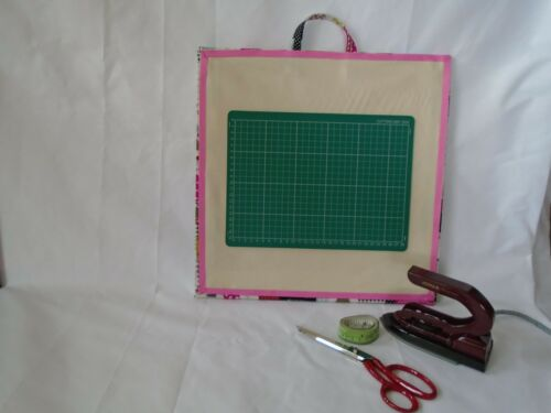 Pressing Ironing Board for Crafts and Sewing Projects Handy Size