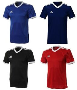 86929af21dcd Adidas Youth Tabela 18 Training Soccer Climalite 4 Colors S/S Kid ...