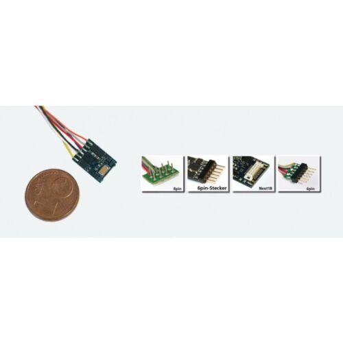 MM//DCC//SX Next18 Schnittstelle Neuware ESU 54689 LokPilot micro V4.0