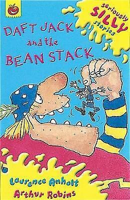 1 of 1 - Daft Jack and the Bean Stack by Laurence Anholt (Paperback, 2002)