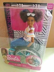 Barbie-Fashionistas-133-Wheelchair-Playset-NEW