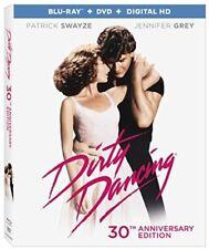 Dirty Dancing (Blu-ray Disc, 2017, 2-Disc Set, 30th Anniversary)